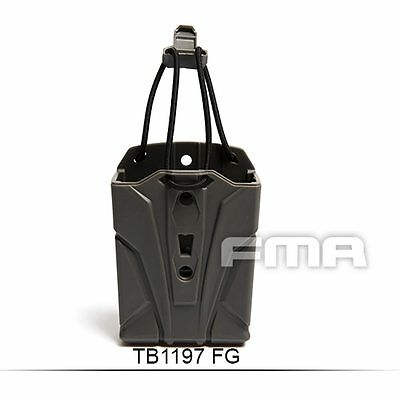 High Quality FG Elastic Load Out System Flexible Magazine Bag Pouch For 5.56