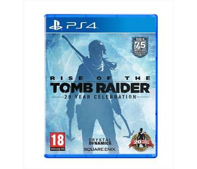KOCH MEDIA - Rise of the Tomb Raider Standard Edition Ps4 D1 Ed - Inglese
