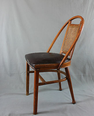 Vintage Set of Six Australian Bentwood Chairs by Jarvi & Co