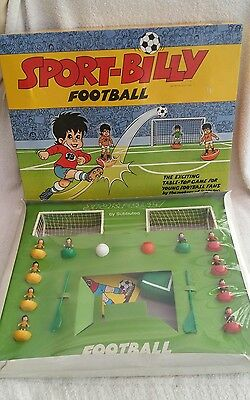 Subbuteo Sport Billy - stunning example. Cellophane factory  sealed contents