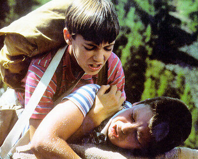 Stand by Me Wil Wheaton Jerry O'Connell 8x10 Photo