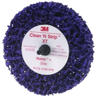 3M 07470 Clean and Strip Discs