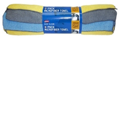 Carrand 40062 8 pk Microfiber Towels