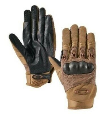 Oakley Special Forces US Protection Combat Grip Glove Army Handschuhe Coyote M