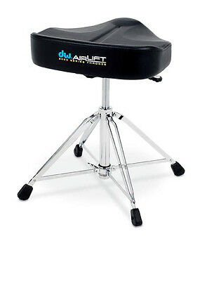 DW Air Lift Saddle Style Hydraulic Drum Throne - DWCP9120AL