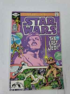 Star Wars #49- Marvel Comics Group-Free Shipping