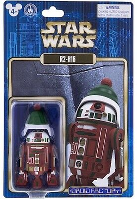 NEW Disney Star Wars Droid Factory R2 H16 Holiday Christmas 2016 R2-H16 IN HAND