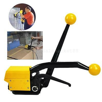 """HOT! A333 Manual Sealless combination Steel Strapping Tool for Strap 1/2""""-3/4"""""""