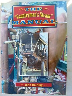 The Countryman's Steam Manual 88 pages  Traction Engines Author: John Haining