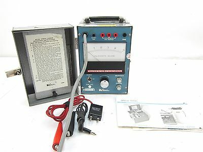 Associated Reasearch 4045A AC/DC Junior Hypot Tester 0-5000V AC/DC