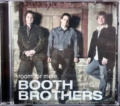 Booth Brothers Room For More NEW CD Christian Southern Gospel
