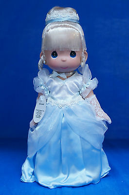 Cinderella Special Edition Doll LE100 Disney Parks Precious Moments 4383 Signed