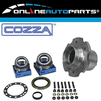 Rear Hub Kit suits Landcruiser FZJ75 HZJ70 HZJ73 HZJ75 90~99 inc Wheel Bearings