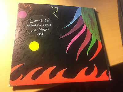 Current 93 All Dolled Up Like Christ Live in new York 1996 2 cd