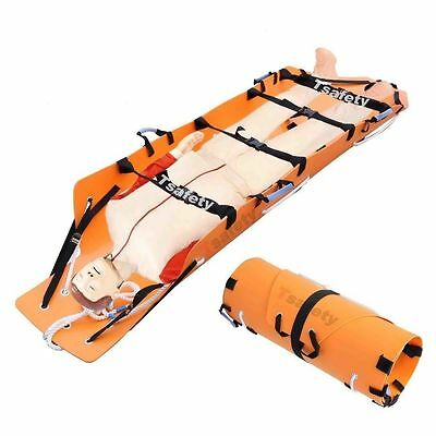 Lift Roll stretcher folding multifunctional Fire emergency Well Height rescue Ee