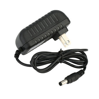 DC 12V 2A AC Adapter Power Supply Transformer For professional Home US Plug UF