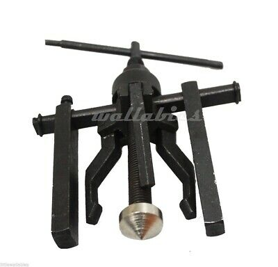 New 3 Jaw Pilot Bearing Puller Auto Motorcycle Bushing Remover Extractor Tools