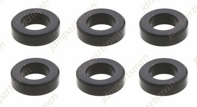 Fuel Injector Rail Spacer Ring for Nissan 4 Pieces Made in Japan 17522-10V00