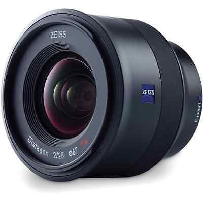 Zeiss Batis 25mm F/2 Sony E Mount Lens