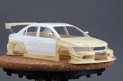 Hobby Design 1/24 Voltex Evolution IX Wide Body Transkit Set