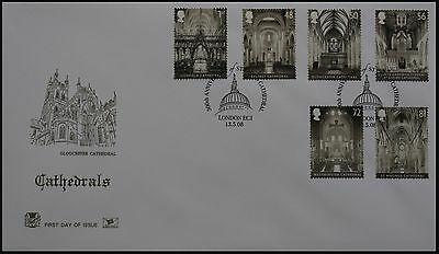 Unaddressed FDC Cathedrals