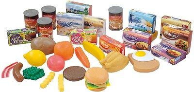 Casdon GROCERY SET Branded Play Food Pretend Play Children's Toy/Gift BN