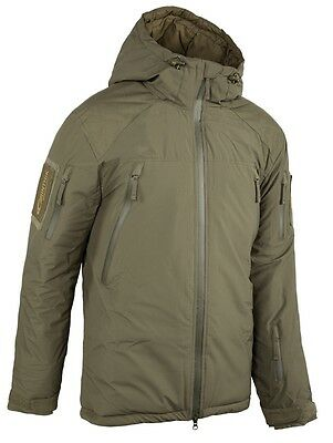 CARINTHIA MIG Insulation Garment 3.0 Goretex Outdoor Winter Jacke Sand S Small