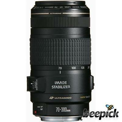 Canon EF 70-300MM F4-5.6 IS USM - Objetivo para Canon ,distancia focal 70- #2368
