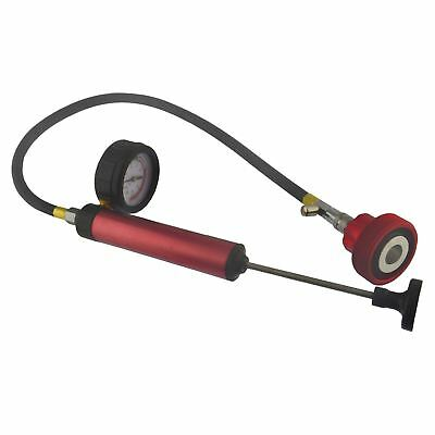 Radiator Pressure Tester Temperature Kit Cooling System Test Detector With Gauge