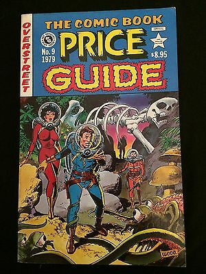 OVERSTREET COMIC BOOK PRICE GUIDE #9 Softcover VF- Condition