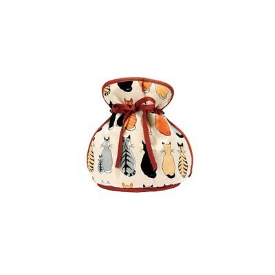 Ulster Weavers Cats in Waiting Muff Decorative Tea Cosy