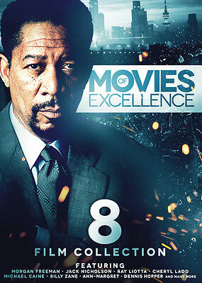 8-Film Collection: Movies Of Excellence - 2 DISC SET (2016, DVD New)