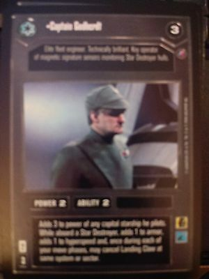 Star Wars CCG Death Star II Inconsequential Losses X2 NON-MINT SWCCG