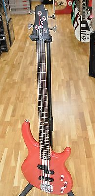 Cort ACT4 SPSRD Action 4 Strings Bass ACT4SPSRD Scarlet - Free World Shipping!