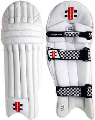 2017 Gray Nicolls Legend Heritage Batting Pads Sizes Small Mens RH & LH