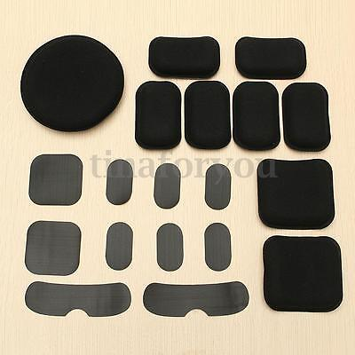 Memory EVA Foam Pad Cushion Sticker For Outdoor Tactical Military Airsoft Helmet