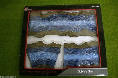 River sections 5220 set Painted Wargame scenery terrain 28mm