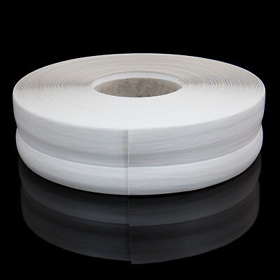 BOULEAU PLINTHE SOUPLE 32mm x 23mm PVC sol mur jointure strip flexible