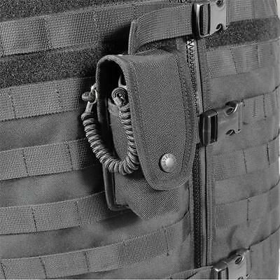 Protec black MOLLE modular CS spray pouch