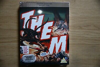 Blu-Ray  Them  Premium Exclusive Edition        Brand New Sealed Uk Stock