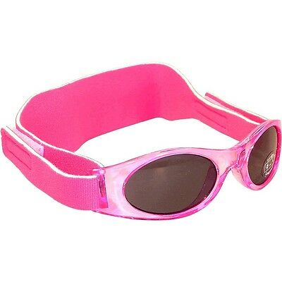 Sunnyz Baby Uv Protection Sunglasses Pink