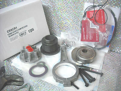 Thomas Industries Oil Less Compressor Rebuild Kit for CPS CR600 Recovery Unit