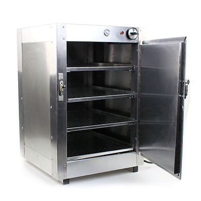 "Heatmax Countertop Hot Box Food Holding Cabinet 16"" X 16"" X 24"""