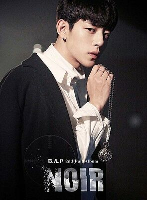 B.A.P BAP - NOIR (Vol.2) [Limited Edition Daehyun ver.] CD+Poster+Free Gift
