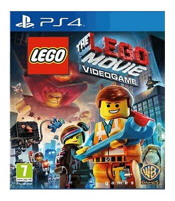 The LEGO Movie Videogame (PS4) [New Game]