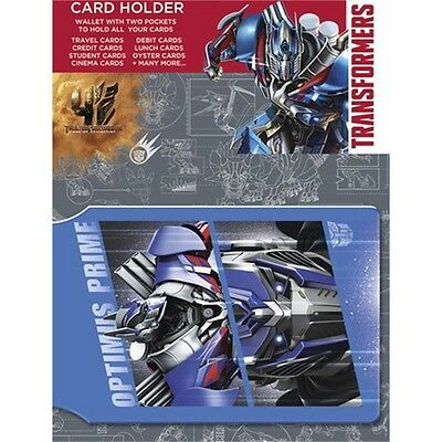 Gb Transformadores Ojo 4 Optimus Prime Titular De La Tarjeta, Multicolor