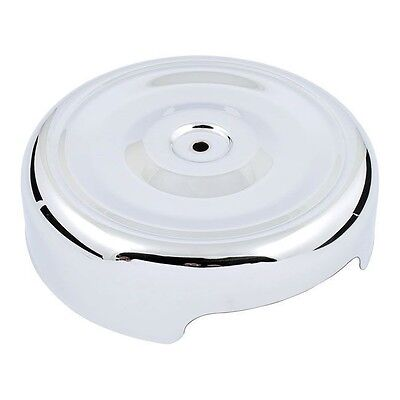 "Chrome 8"" Round Bobber Style Air Cleaner Cover For Harley-Davidson"
