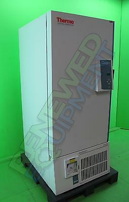 Thermo Electron Forma 845 Powerfreeze Ultra Low Temperature Freezer Mfg:5.25.06