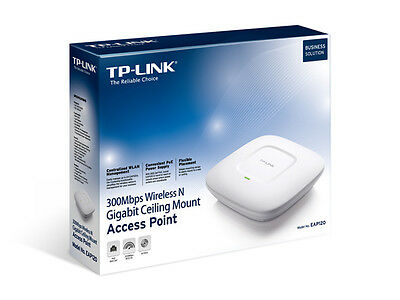 Access Point TP-LINK Wireless N 300Mbps professionale EAP120