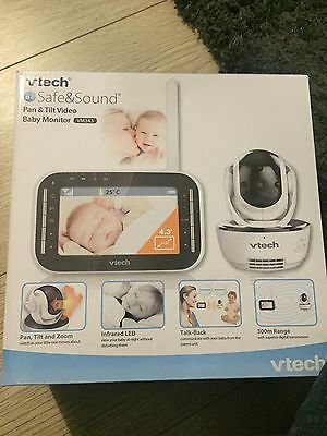 VTech VM343 Pan and Tilt Video Baby Monitor (From Birth)